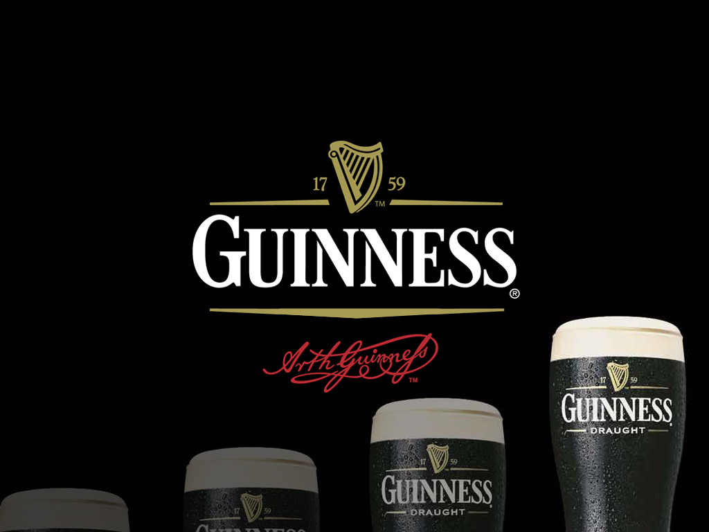 Employment · My Goodness, My Guinness · History of Ireland